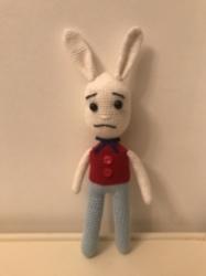 Bıyıklı Tavşan