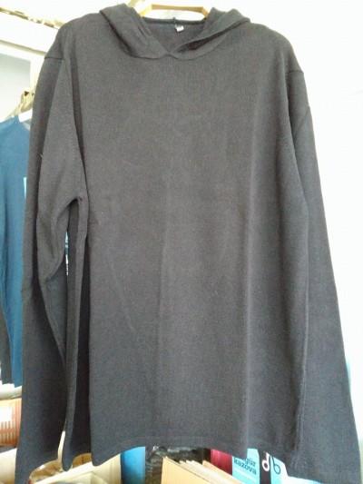 Feyo Model - Kapüşonlu(siyah)