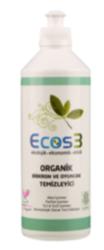 Ecos3 Organik Ve Vegan Biberon Ve Oyuncak Temizleyici 500ml