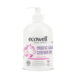 Ecowell Bebek Temizleme Jeli 500ml