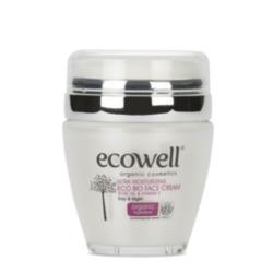Ecowell Ultra Nemlendirici Eco Bio Yüz Bakım Kremi 50ml