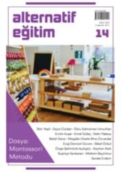 Alternatif Eğitim Dergisi 14: Montessori Metodu