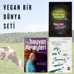 Vegan Bir Dünya Seti