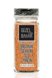 Güzel Gıda Organik Seylon Toz Tarçın 40gr