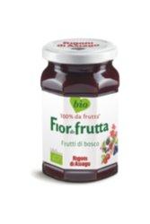 Organik Şeker İlavesiz Kırmızı Orman Meyveleri Reçeli 250 Gr