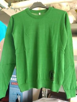 Eda Model - Patronsuz Kazak (yeşil)
