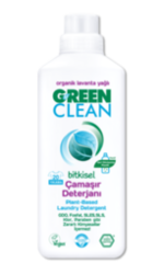 Green Clean Bitkisel Çamaşır Deterjanı 1000ml