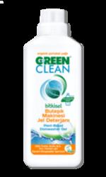 Green Clean Bitkisel Bulaşık Makinesi Jel Deterjanı 1000ml