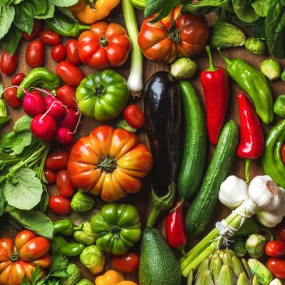 Küçük Boy Organik Mevsimsel Sebze Ve Meyve Paketi (5-6kg)