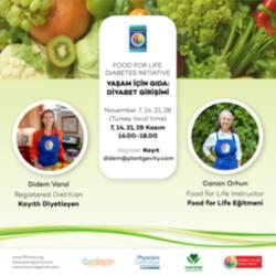 Beslenme Eğitim – Diyabet Girişimi