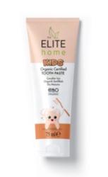 The Elite Home Organik Sertifikalı Diş Macunu Çocuk 75 Gr