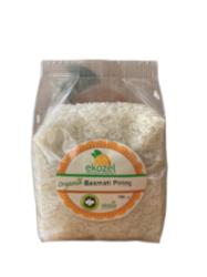 Organik Basmati Pirinç - 750
