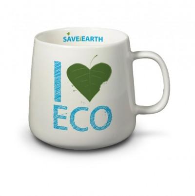 I Love Eco Mug